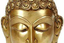 Buddha and Goddess