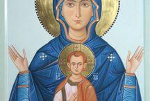 Maryja Ikony