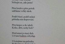 básničky, písničky