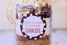 cookies in a jar gift