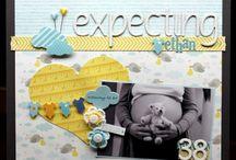 Scarapbooking ideas/babybook