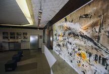"""Galerie """"Die alte Fleischerei"""" / Hier können Sie aktuelle und vergangene Ausstellungen der Galerie sehen!"""