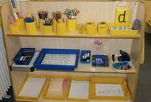School - Classroom Areas