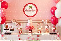 DESSERT BAR IDEAS  | Creative Cakes / Dessert bar inspiration from places other than Creative Cakes. / by Creative Cakes