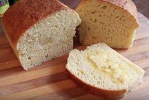 Pão caseiro sem dovar
