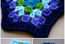CROCHET HEXAGON PENTAGON