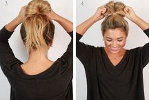 Beauty / Hair updos