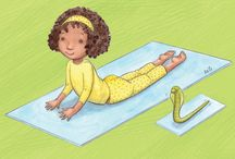 yoga Scarlett