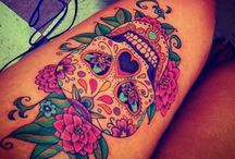 Tattoos(: / by Kayla Ouellette