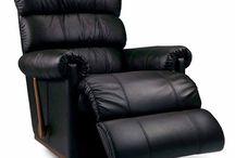 Sillones Relax LazBoy / Sillones de piel y tela de la reconocidad marca estadounidense LazBoy