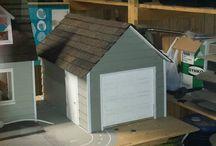 Casas muebles miniaturas