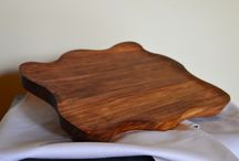 1977 Rustic board / Creating rustic steak, cheese, charcutrie and cutting boards