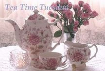 Tea Time / by Debbie Noe