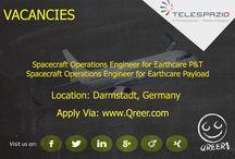 Telespazio is hiring!