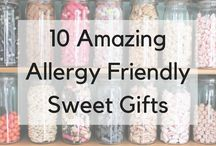 Food Allergy Tips / Tips for living with food allergies
