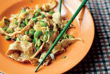 Tofu Recipes / Stir-fries, curries, glazed, marinated.