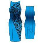 Kleding - patronen - jurk