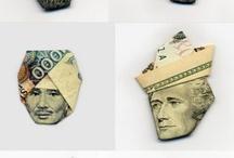 Money crafts / ideas