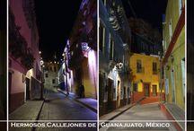 Ciudades de México. Cities of Mexico / Ciudades de México