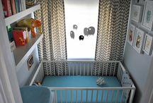 Small Space Nursery