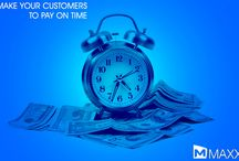 Tips to get timely paid by customers  / - One of the difficulties in business is getting the money on time from the customers. - Provide some discounts to the customers who pay the money within the particular days....http://maxxerp.blogspot.in/2014/02/tips-to-get-timely-paid-by-customers.html