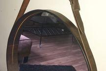 SpringLeather-Art / Leather decor. Pracownia handmade. Niebanalne przedmioty do Twojego wnętrza.