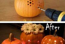 pumpkin / by Victoria Salazar