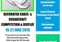 2015 QCDA Competition & Display / Save the Date - 19th - 21st June 2015 - Check out all our entries from the 2015 QCDA Competition & Display
