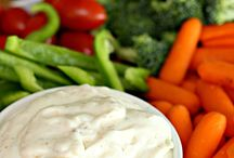 Italian sauces, dips and salad dressings / Italian sauces, dips and salad dressings