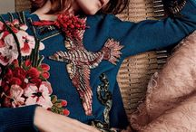 Bohemian / Ethnic prints, hippie layers and all round bohemian style.