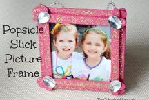 PICTURE FRAMES AND MORE / by Sonia Lopez