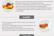 Healthy diet for weight lost