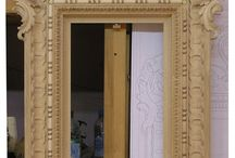 Двери, рамы