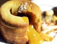 Desserts / Desserts by pastry chef Carmen Vaquera