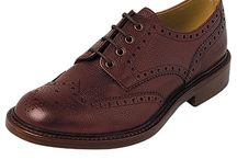 Brogues and shoes