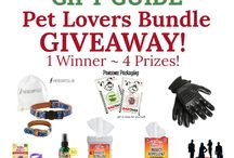 August 2017 Giveaways and Goodies