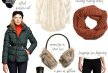 Style.Fall&Winter / by Jess Tick