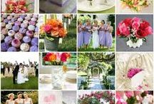 Spring Weddings / Spring wedding themes are the most vibrant and colourful!