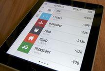 Tablet UI | Dashboard