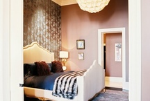 Classy Lady Bedroom / by Lauren Pinuelas
