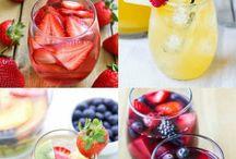 блюда с ягодами