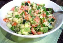 Salads / by Heather Brienzo