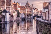 Bélgica y Ámsterdam