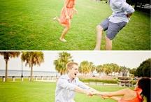 engagement shots we LOVE