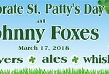 St. Patrick's Day Banners & Signs
