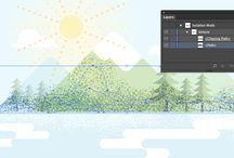 Illustrator Tutorials & Tools / Good tutorials and tools for Adobe Illustrator users