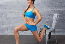 Exercise At Home / Using your body weight and household items for a great workout