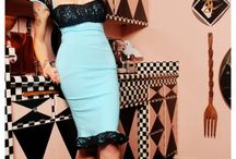 Pinup Clothes & Accessories