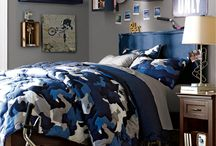 boys bedroom ideas / by Jessica Petersen