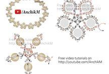 Free beading pattern by Anchik